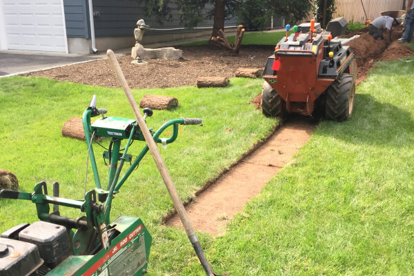 Yard Drainage Services